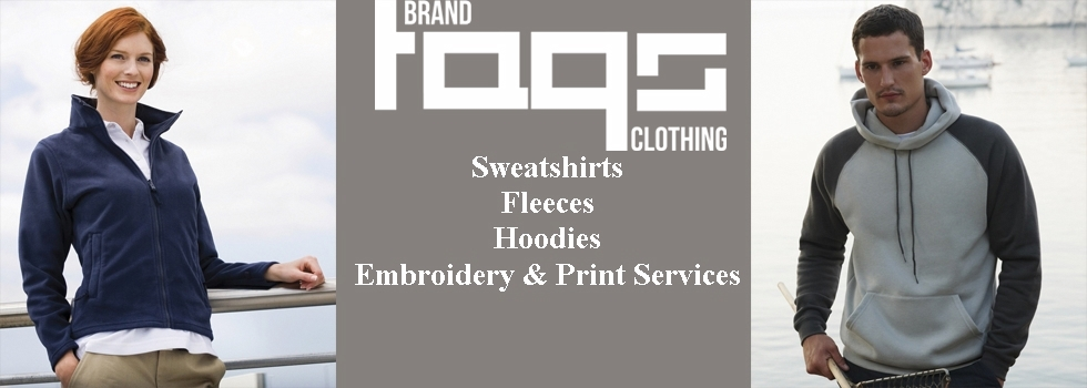 AUGUST 20 BRAND TAGS CLOTHING FRONT PAGE