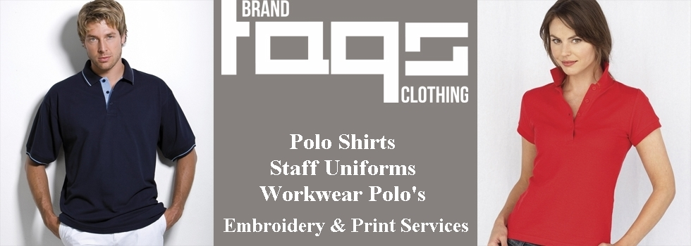 AUGUST 20 POLOS BRAND TAGS CLOTHING FRONT PAGE